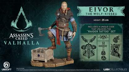 Assassin's Creed Valhalla - The Wolf Kissed
