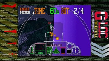 G-LOC Air Battle Sega Ages 1
