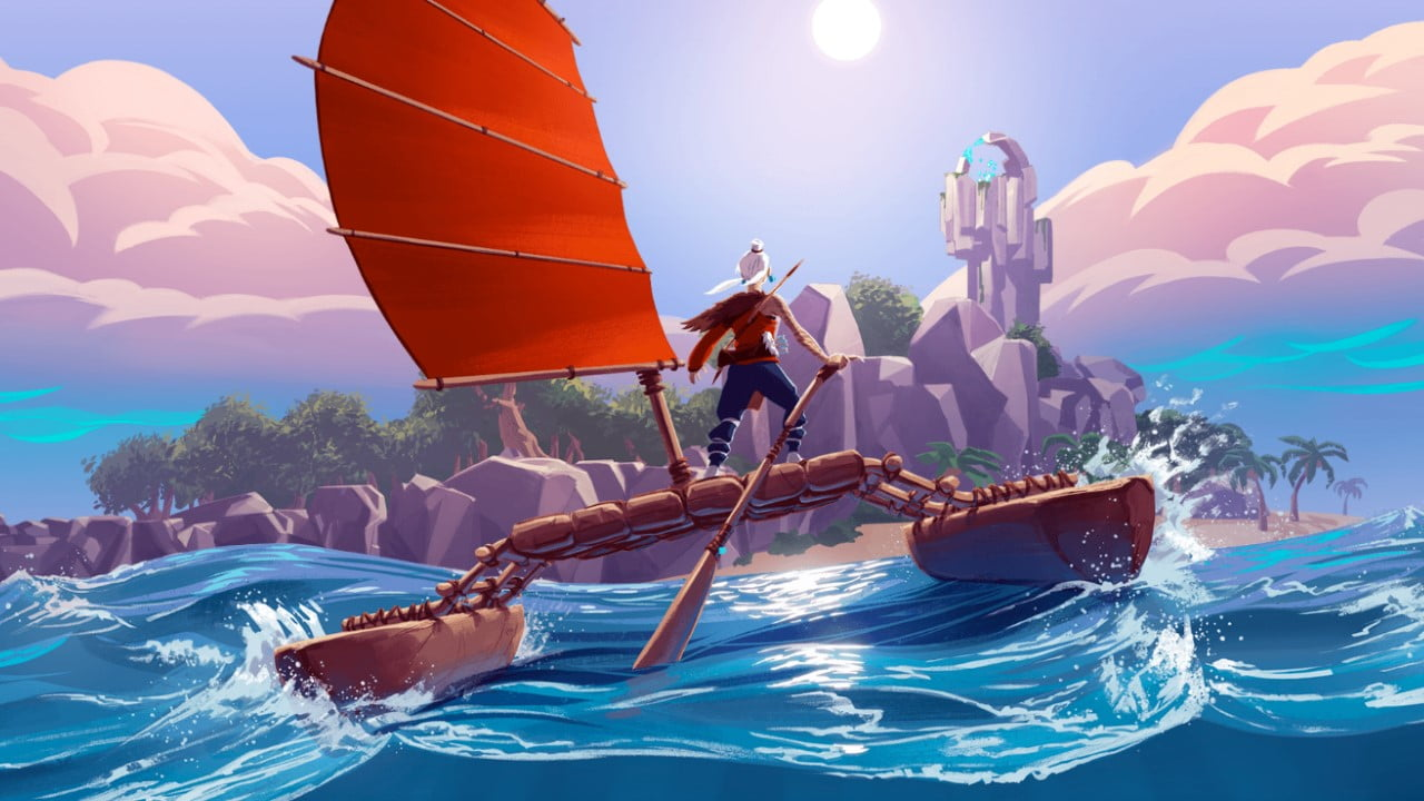 Indie adventure Windbound looks like Breath of the Wind Waker