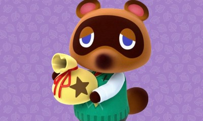 Animal Crossing: New Horizons Tom Nook bells