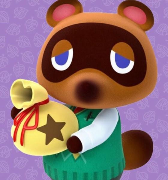 Animal Crossing: New Horizons Tom Nook bells