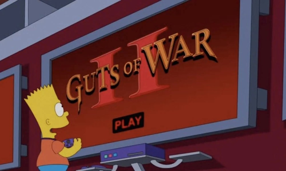 We Ranked Every Fictional Video Game In The Simpsons Thumbsticks