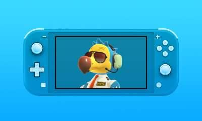 Nintendo Switch - Wilbur from Animal Crossing