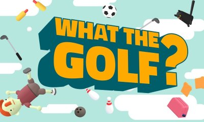 what the golf? nintendo switch
