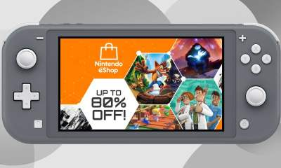 Nintendo eShop Digital Days Sale 2020