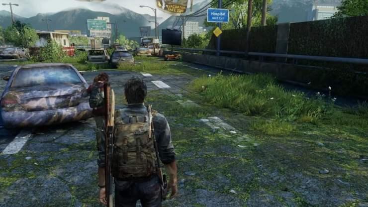 The Last of Us Joel Ellie Salt Lake City