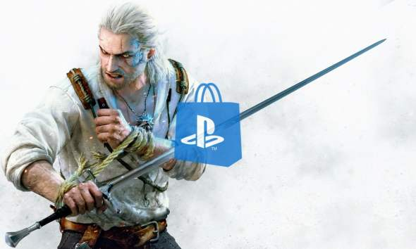 PlayStation Store Sale - The Witcher 3