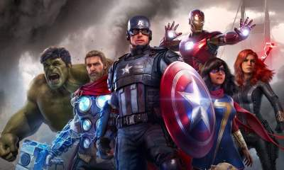 Marvel's Avengers - Crystal Dynamics