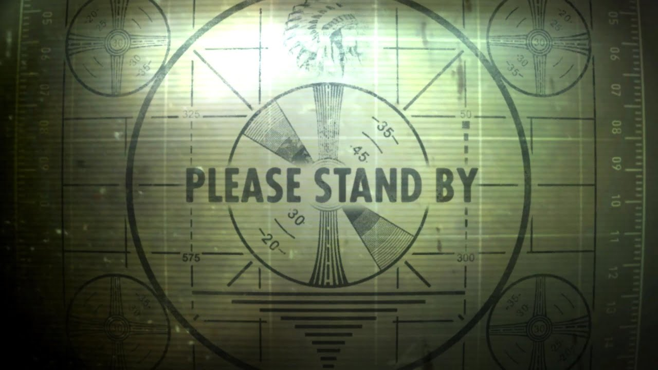 Please stand by (Amazon Studios is teasing a Fallout TV series)