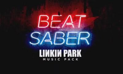 Beat Saber Linkin Park music pack