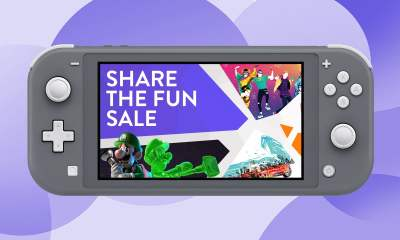 Nintendo Switch Share the Fun Sale