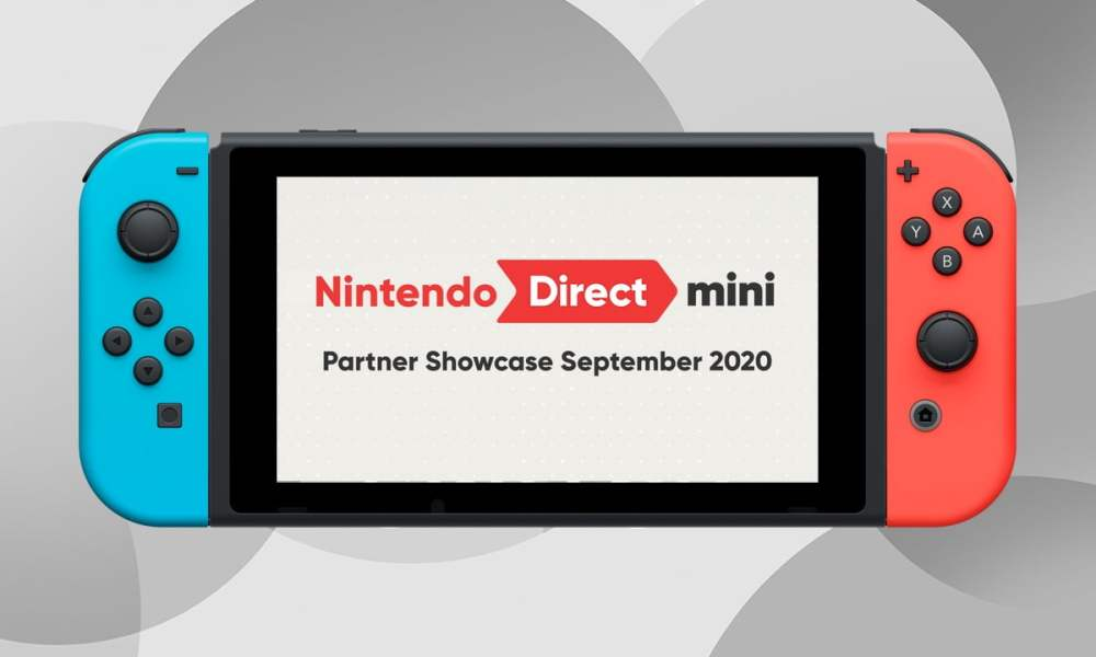 Everything announced in today's Nintendo Direct showcase