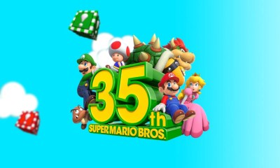 Super Mario Bros. 35th Anniversary Direct.