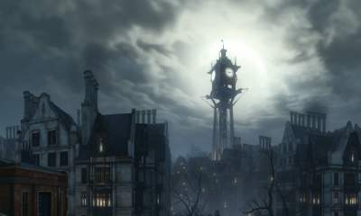 Time entropy death in Dishonored