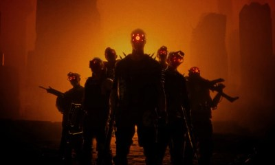 Cyberpunk 2077 music video - Run The Jewels.