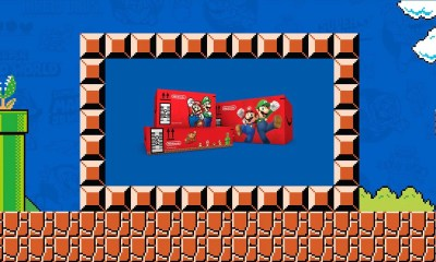 Super Mario Bros. Nintendo and Amazon