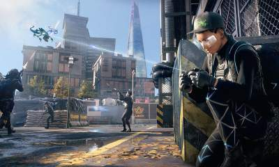 Watch Dogs Legion - hacking