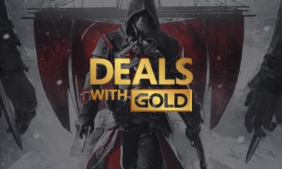 Xbox Deals with Gold - Assassin's Creed: Rogue