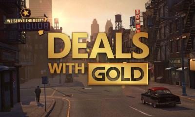 Xbox Deals with Gold Mafia II