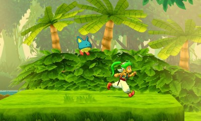 Wonder Boy - Asha in Monster World Screenshot