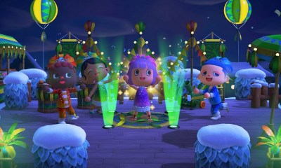 Animal Crossing: New Horizons - Festivale