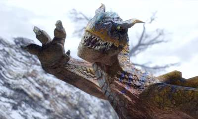 Monster Hunter Rise - Tigrex