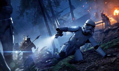 Star Wars: Battlefront 2 - Endor