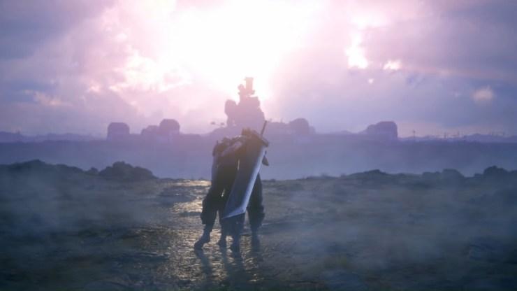 Final Fantasy VII Remake Zack Cloud Midgar
