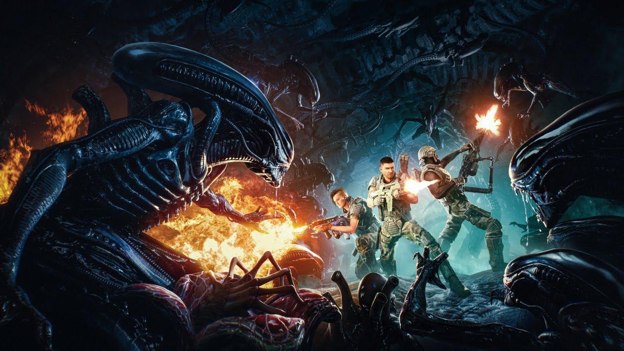 Cold Iron Studio reveal co-op shooter Aliens: Fireteam