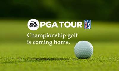 EA Sports PGA Tour golf