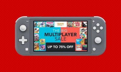 Nintendo Switch eShop Big Multiplayer Sale