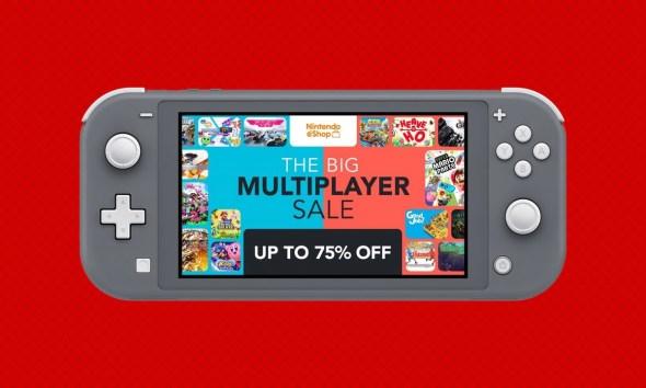 Nintendo Switch eShop Big Multiplayer Sale