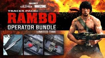 Call of Duty Rambo bundle