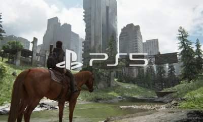 The Last of Us Part II 4k 60fps