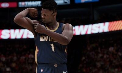 NBA 2K21 Xbox screenshot