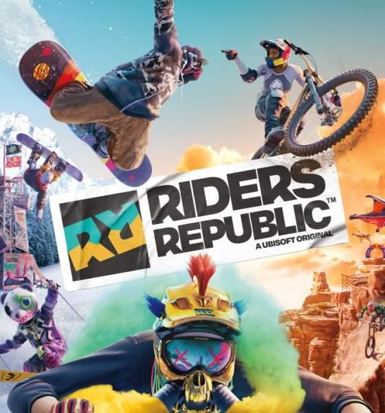 Riders Republic release date trailer