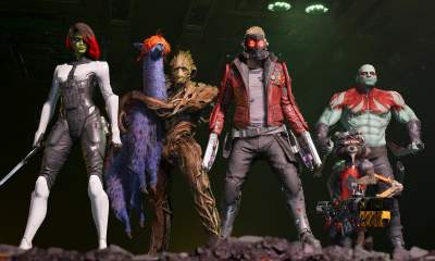 Guardians of the Galaxy - Square Enix