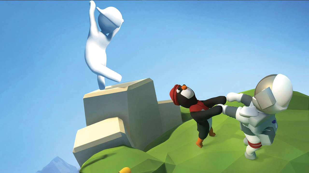 Human: Fall Flat is out now on PlayStation 5, includes DualSense support