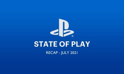 PlayStation State of Play - July 2021