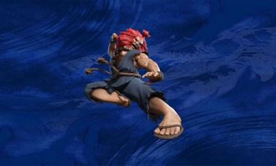 Monster Hunter Rise x Street Fighter
