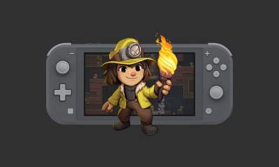 Spelunky - Nintendo Switch