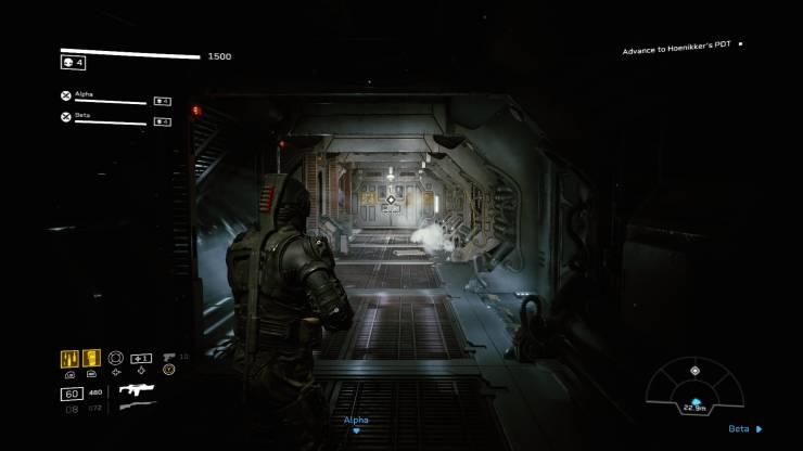 Aliens Fireteam Elite screenshot 4