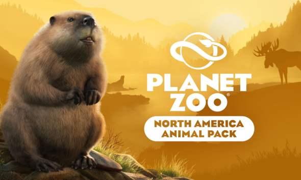 Planet Zoo North America Animal Pack DLC beaver