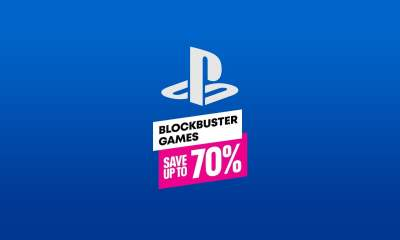 PlayStation Store Blockbuster Sale