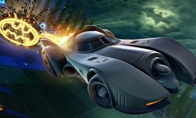 Batman - Rocket League