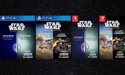Star Wars games - Aspyr Media