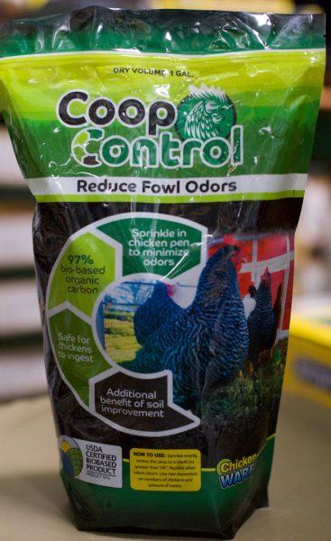 Coop control