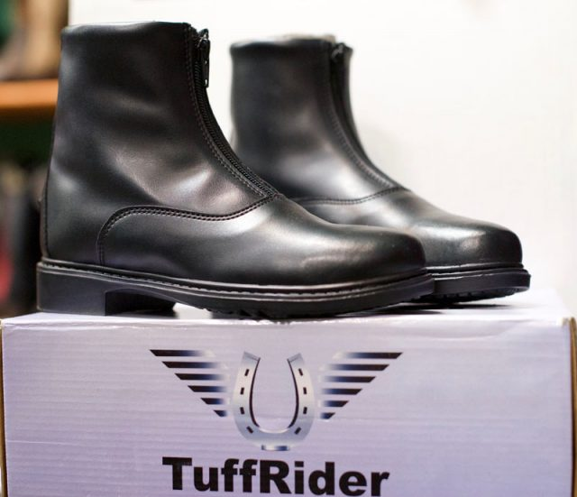 Tuffrider paddock boots