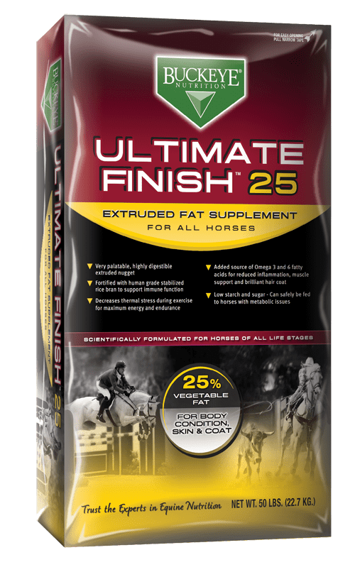 Ultimate finish 25