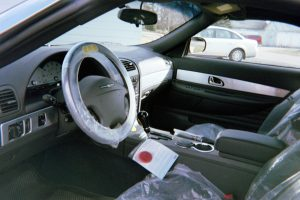 DD- INT. STEERING WHEEL
